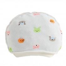 Sets of 2 Bear Pure Cotton Soft Infant/Toddler Hat Hat  Sleep Cap, Blue
