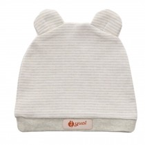 Lovely Organic Cotton Soft Babies Hats Sleep Cap  Infant Cap, NO.4
