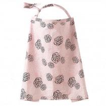 100% Cotton Classy Nursing Cover Breastfeeding Large Coverage Nursing Apron J