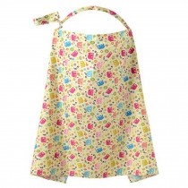 100% Cotton Classy Nursing Cover Breastfeeding Large Coverage Nursing Apron V