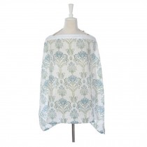 100% Cotton Classy Nursing Cover Large Coverage Breastfeeding Nursing Apron G