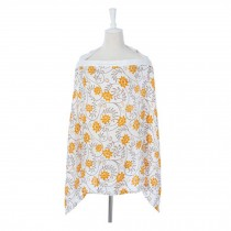 100% Cotton Classy Nursing Cover Large Coverage Breastfeeding Nursing Apron L