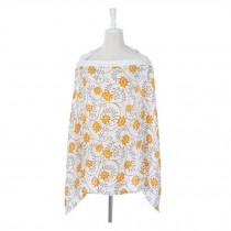 100% Cotton Classy Nursing Cover Large Coverage Breastfeeding Nursing Apron L