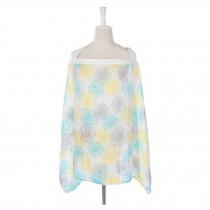 100% Cotton Classy Nursing Cover Large Coverage Breastfeeding Nursing Apron R