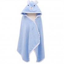 Cute Baby Towel/ Bath Towel/Baby-Washcloths/BABY bathrobe,Blue Bear