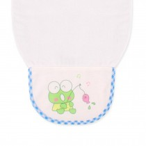 Cute Cartoon Baby Sweat Absorbent Towel Perspiration Wipes Towel ,Frog