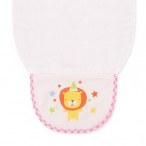 Cute Cartoon Baby Sweat Absorbent Towel Perspiration Wipes Towel,Lion