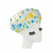 Reusable Waterproof Greaseproof Shower Cap Spa/Bathing Cap Cooking Hat #58