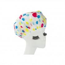 Reusable Waterproof Greaseproof Shower Cap Spa/Bathing Cap Cooking Hat #59
