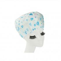 Reusable Waterproof Greaseproof Shower Cap Spa/Bathing Cap Cooking Hat #62