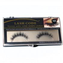 Handmade Natural Soft False Eyelashes Fake Eye Lash/ High-Grade