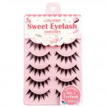 Handmade Natural Soft False Eyelashes Fake Eye Lash, High-Quality Fake Eyelashes