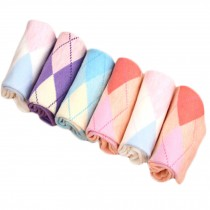 Set of 5 Pairs Women Autumn/Winter Thicken Warm Cute Cotton Socks V
