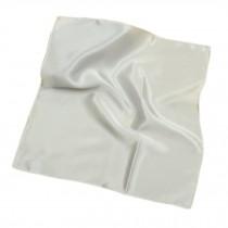 Elegant Pure Silk Handkerchief For Ladies, Gray