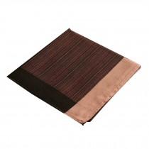 Handkerchiefs  Stripes Assorted 100% Cotton Soft Handkerchiefs Men,Red