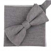 Fashion Casual Bow Tie Pocket Square Business Necktie Pocket Cloth NO.23