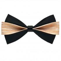 Classic Wedding Party Self Bow Tie Formal Neck Bowtie Necktie NO.12