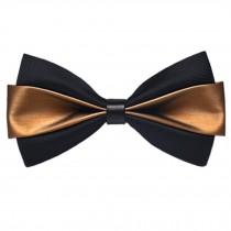 Classic Wedding Party Self Bow Tie Formal Neck Bowtie Necktie NO.16
