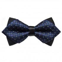 Men's Classic Pre-Tied Formal Tuxedo Bow Tie Wedding Ties Necktie, NO.3