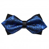 Men's Classic Pre-Tied Formal Tuxedo Bow Tie Wedding Ties Necktie, NO.10