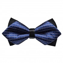 Men's Classic Pre-Tied Formal Tuxedo Bow Tie Wedding Ties Necktie, NO.17