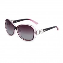 New Fashion Full Frame Beautiful  Sunglasses for Women Purple