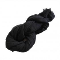 Fashion Charming Beautiful Warm Scarf Shawl, Women's Lightweight, Black