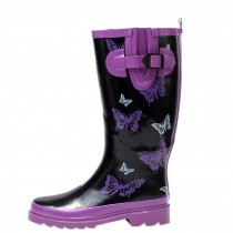 Women's Rainwear Rain Boot Shoes/ Lightweight And Comfotable/ Fashion Style  H