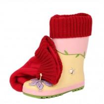 (Toddler/Little Kid/Big Kid) Rain Boot/ Rainwear Rain Shoes/ Cute Fashion Boot G