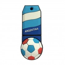 Lovely The World Cup USB 2.0 Flash Drive Memory Stick Memory Disk 32GB Argentina