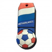 Lovely The World Cup USB 2.0 Flash Drive Memory Stick Memory Disk 32GB Holland