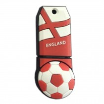 Lovely The World Cup USB 2.0 Flash Drive Memory Stick Memory Disk 32GB England