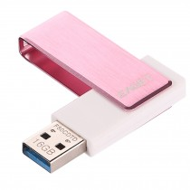 Concise Style USB 3.0 Flash Drive Memory Stick SD Card Memory Disk 16GB Pink