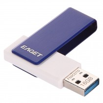 Concise Style USB 3.0 Flash Drive Memory Stick SD Card Memory Disk 16GB Blue
