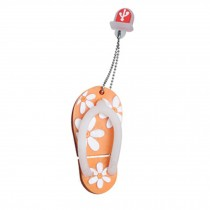 Lovely slipper USB 2.0 Flash Drive Memory Stick USB 2.0 Memory Disk 32GB Orange