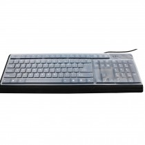 Desktop Computer Keyboard Cover Silicone Skin Keyboard Protector Lucency
