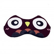 Comfortable Sleep Mask Eye-shade Aid-sleeping Owl
