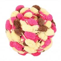 Sets Of 2 Cute Small Ball Yarn Soft Yarn Baby Scarf Yarn Blanket Yarn, No.6