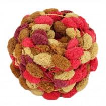 2PCS Cute Soft Yarn Baby Scarf Yarn Blanket Yarn Small Ball Yarn, No.3