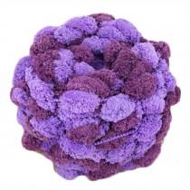 2PCS Cute Soft Yarn Baby Scarf Yarn Blanket Yarn Small Ball Yarn, No.7