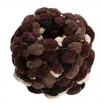 4PCS Cute Baby Soft Yarn Scarf Yarn Blanket Yarn Small Ball Yarn, No.5
