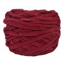 Sets Of 4 Premium Soft  Yarn Baby Blanket Yarn Scarf Yarn, Amaranth