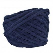 Sets Of 4 Premium Soft  Yarn Baby Blanket Yarn Scarf Yarn, Navy