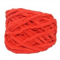 Sets Of 4 Premium Soft  Yarn Baby Blanket Yarn Scarf Yarn, Orange