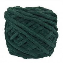 Sets Of 4 Premium Soft  Yarn Baby Blanket Yarn Scarf Yarn, Dark Green
