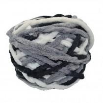 Sets Of 4 Big Ball Yarn Soft Yarn Baby Blanket Yarn Scarf Yarn, F