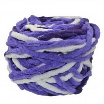 Sets Of 4 Big Ball Yarn Soft Yarn Baby Blanket Yarn Scarf Yarn, P