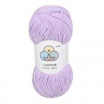Sets Of 2 Baby Soft Yarn Crochet Cotton Knitting Yarn Blanket Yarn Scarf Yarn, E