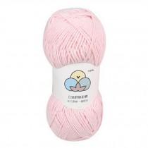Sets Of 2 Baby Soft Yarn Crochet Cotton Knitting Yarn Blanket Yarn Scarf Yarn, K
