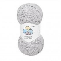 Sets Of 2 Baby Soft Yarn Crochet Cotton Knitting Yarn Blanket Yarn Scarf Yarn, P